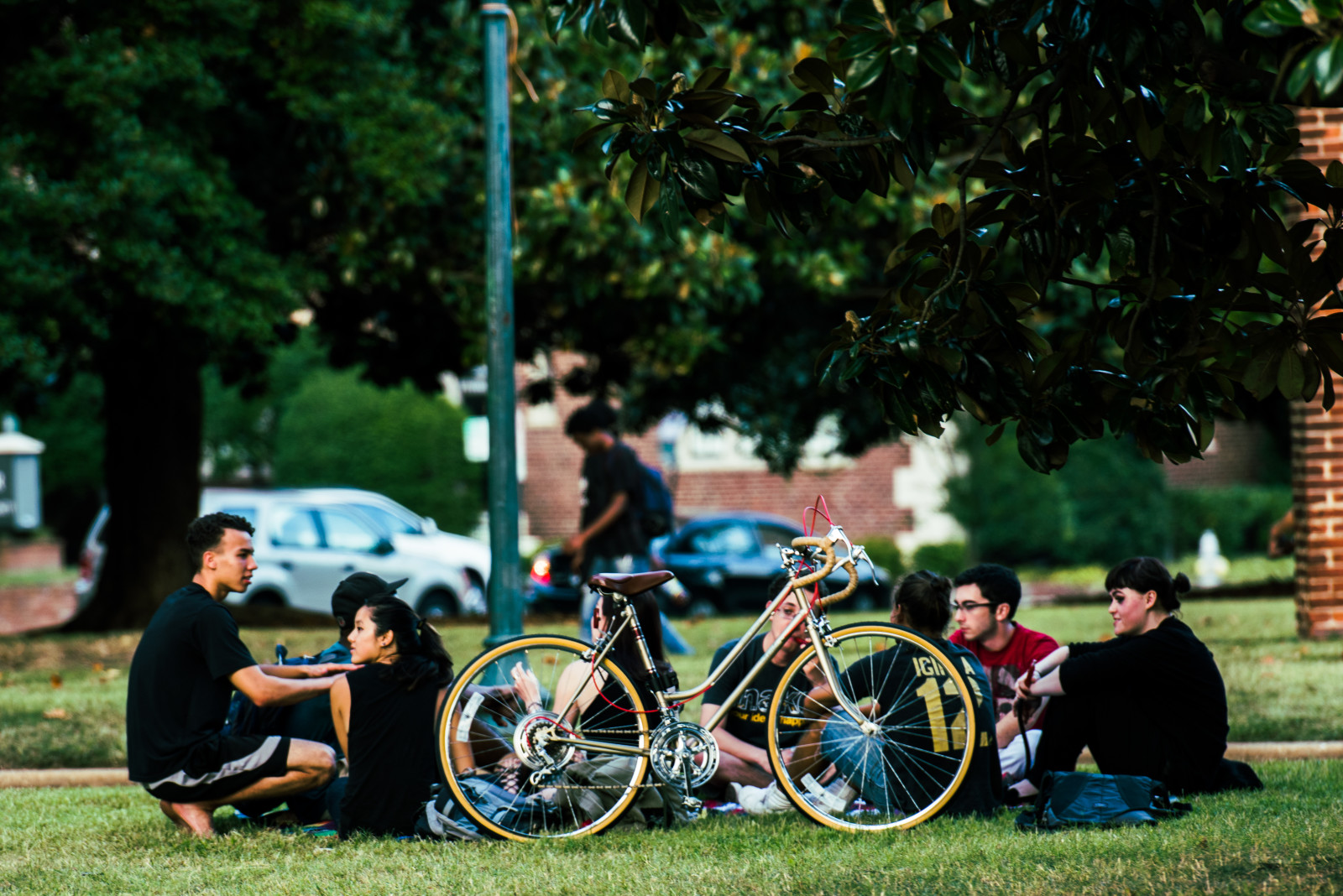 vcu student group bike