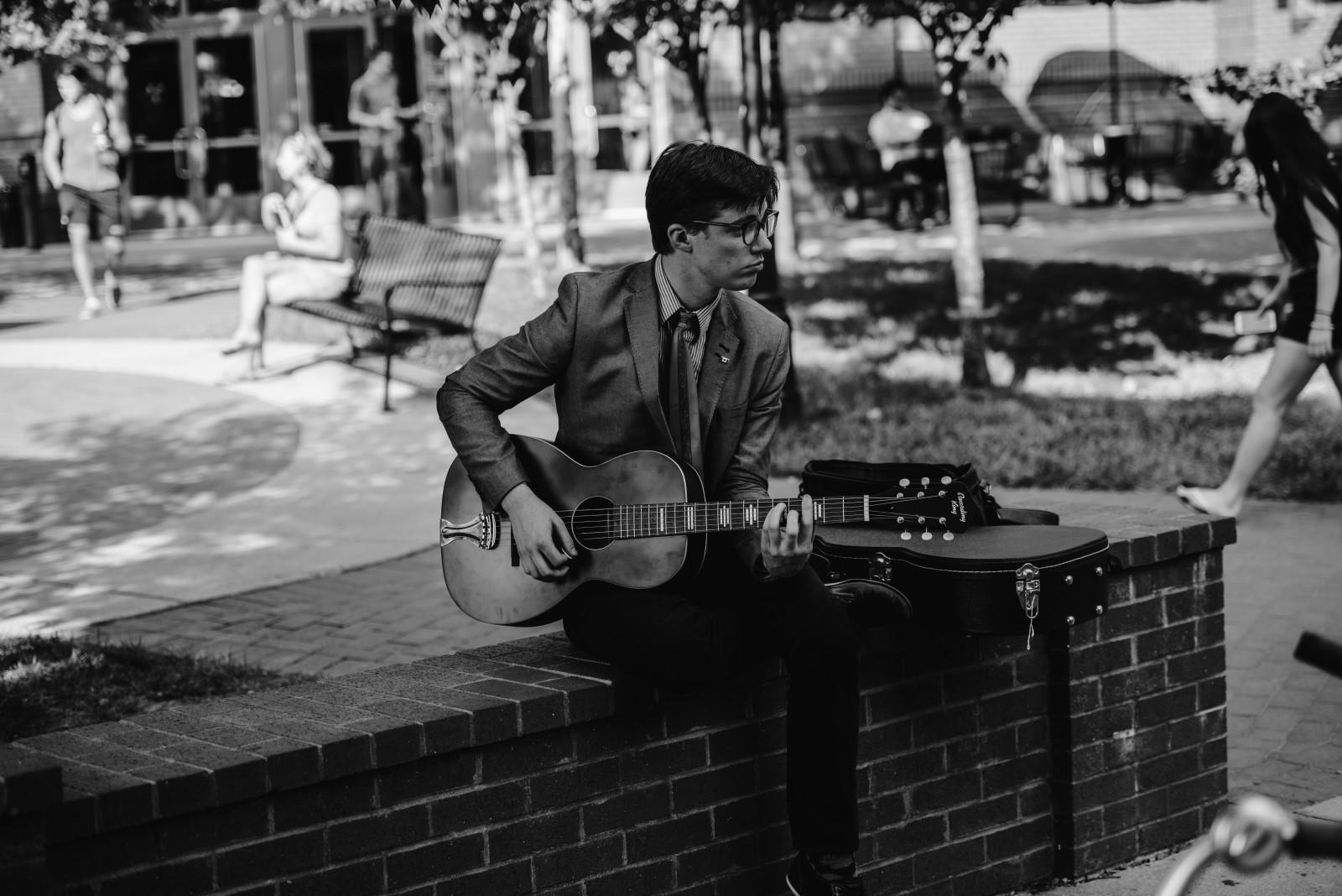 vcu student guitar