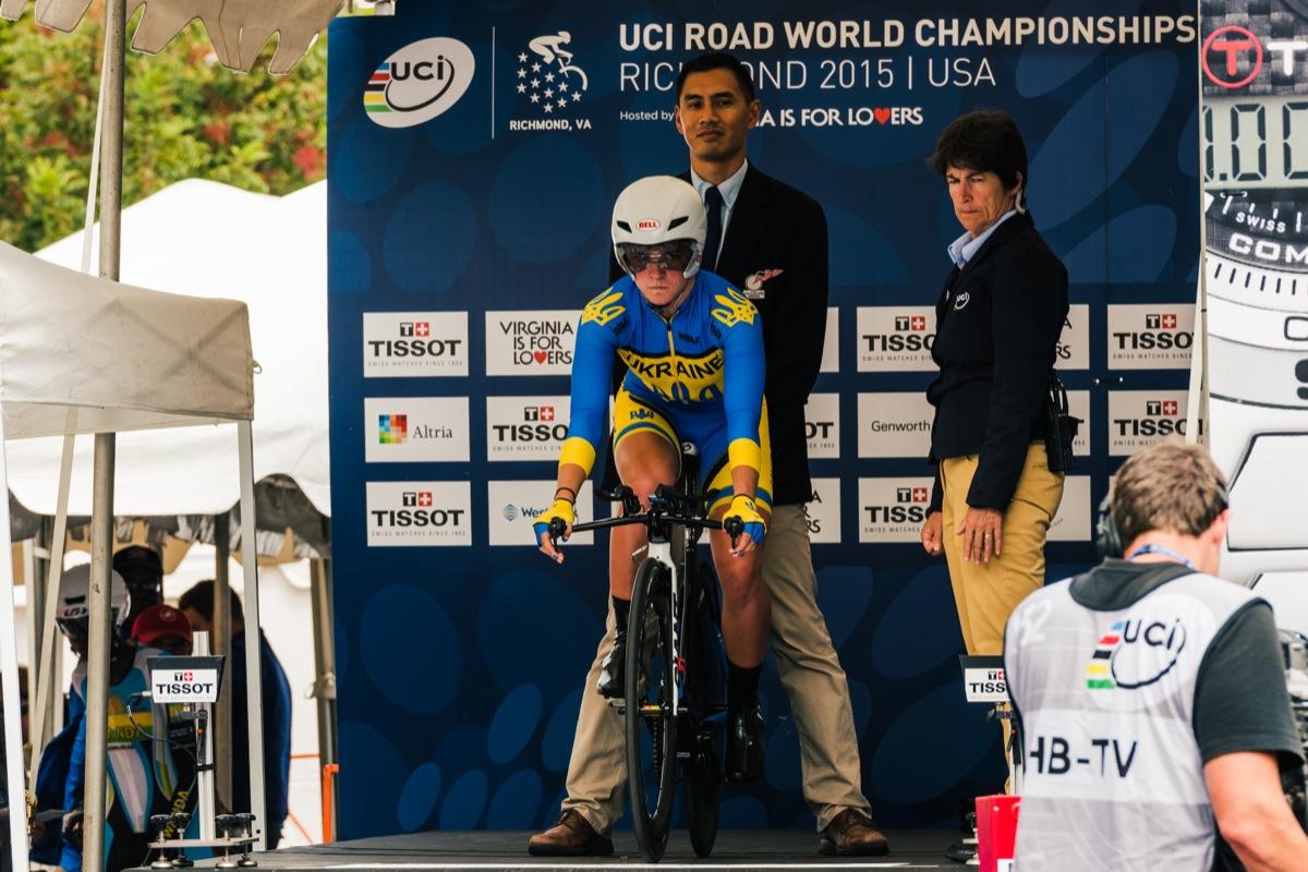 UCI Bike Race 2015