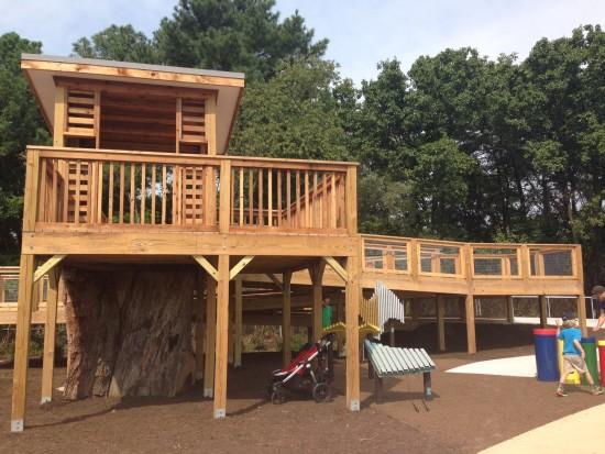arcpark treehouse