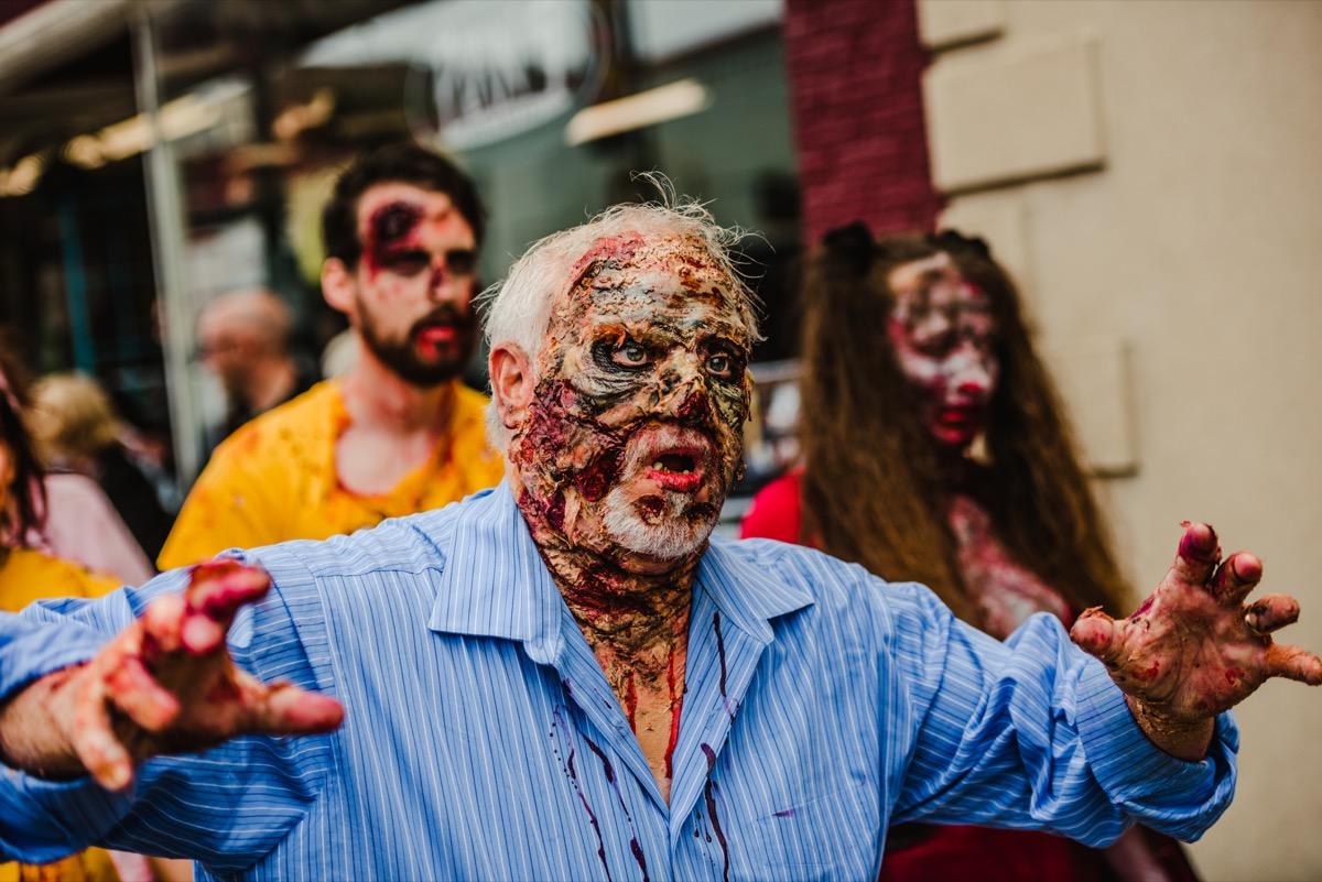 Carytown Zombie Walk